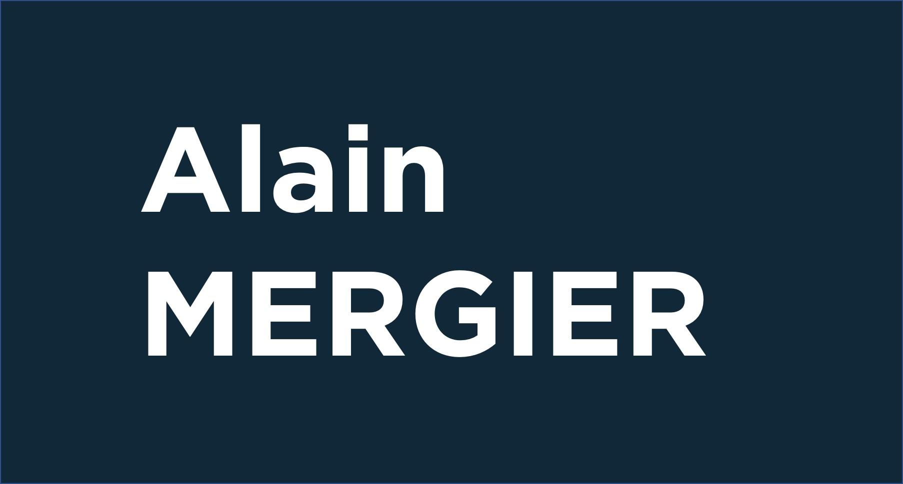 Alain Mergier