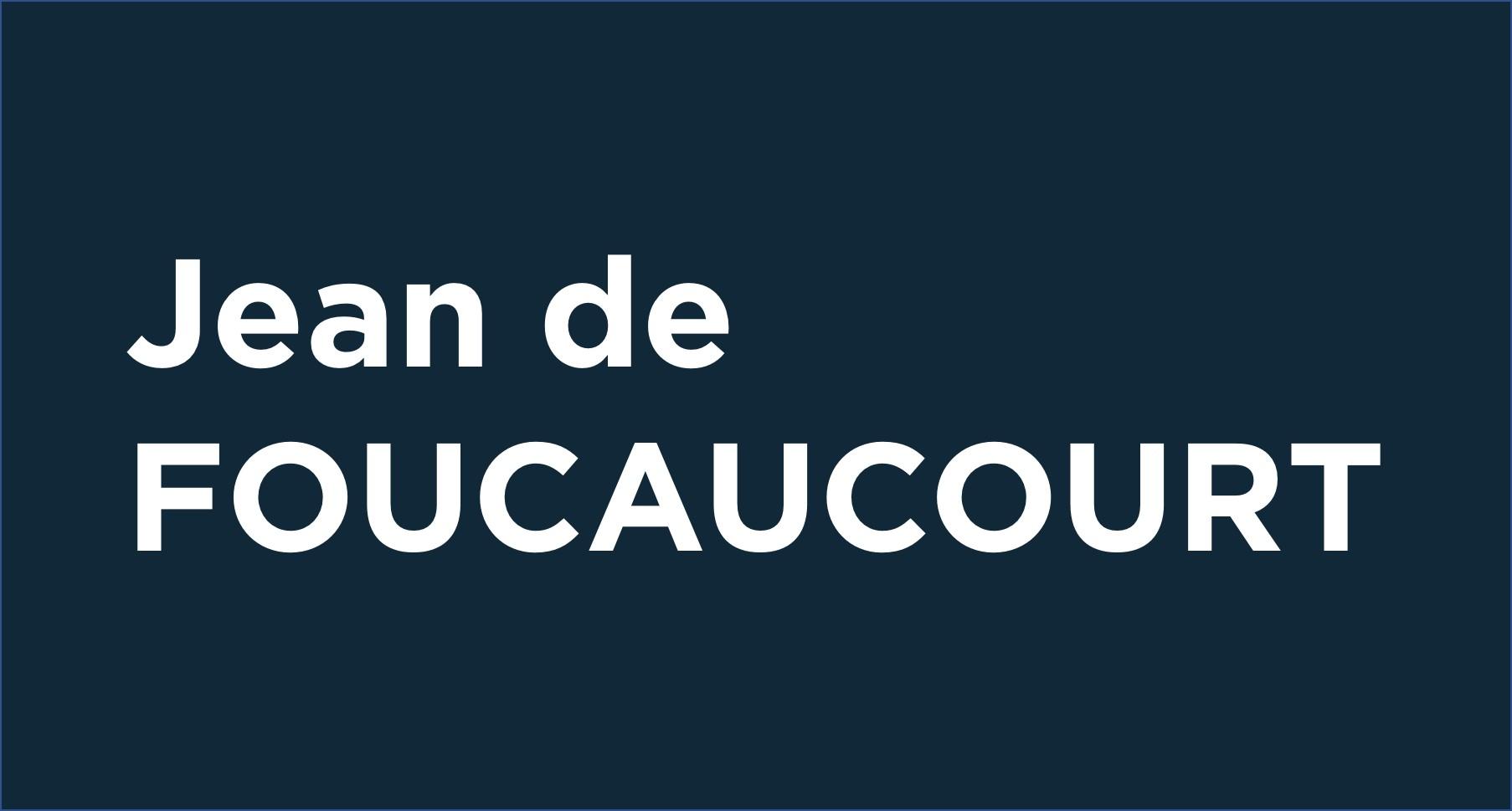 Jean de Foucaucourt