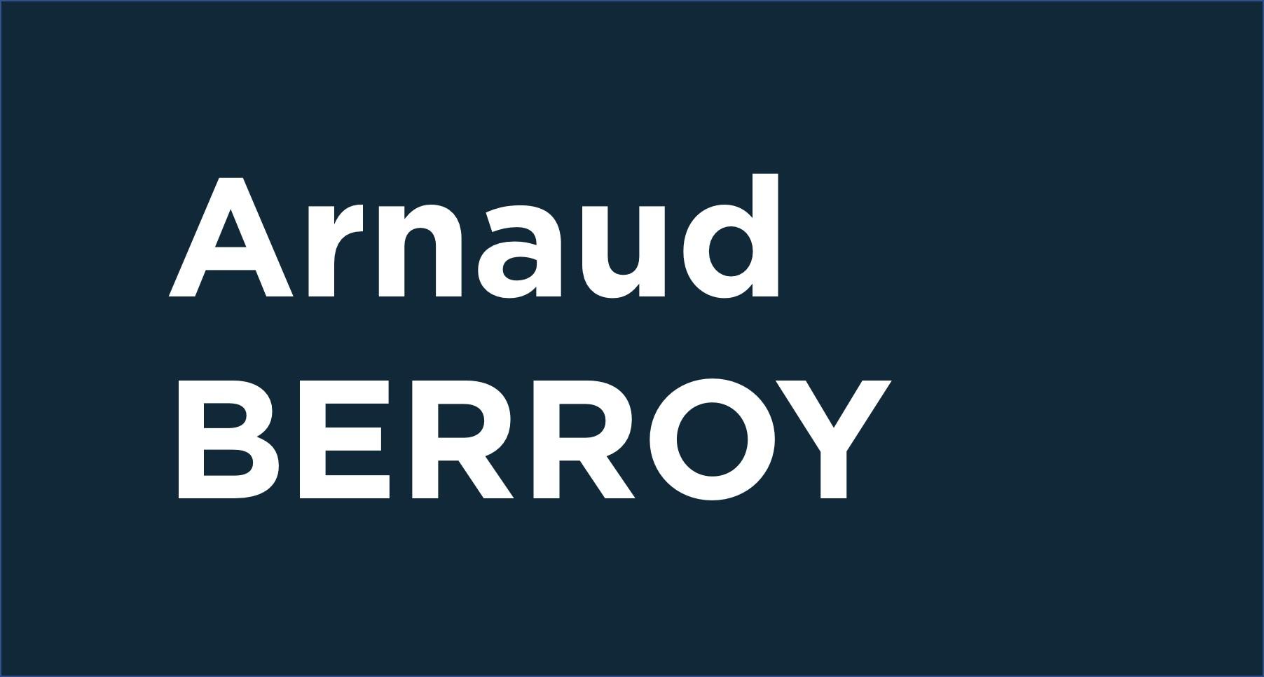 Arnaud Berroy