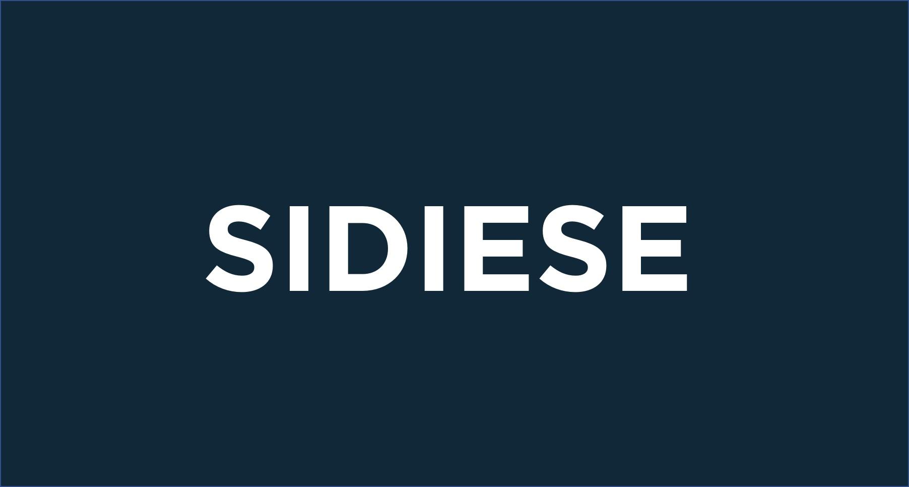 Sidièse
